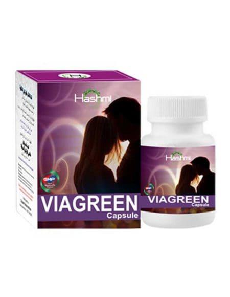 Viagreen-Capsule
