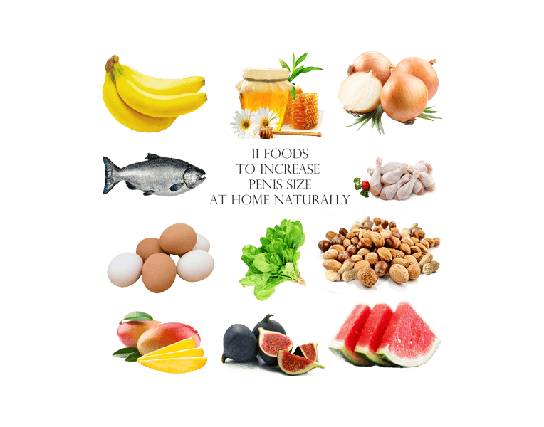 foods to increase penis size