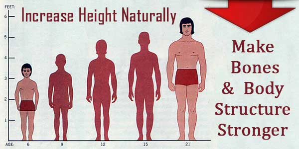 Natural Height Gainer
