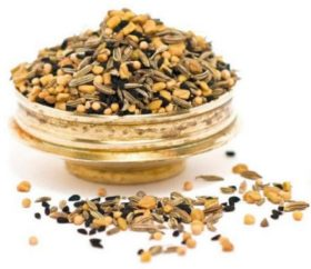 Fennel Seed and Fenugreek mixture