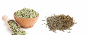 Fennel seeds increase breast size