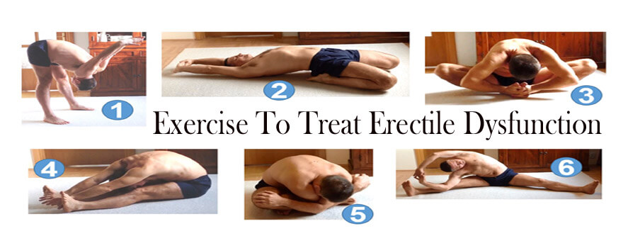 what exercise helps erectile dysfunction