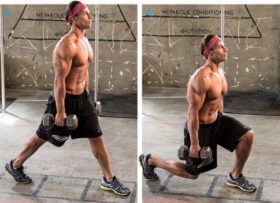Leg Muscles Exercises