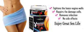 Vagitot Cream - The natural treatment for vagina tightening