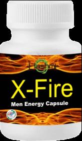 X-Fire Men Energy Capsules