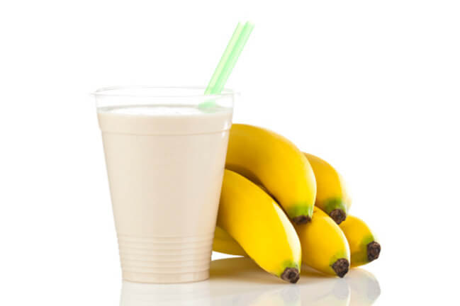 Banana And Milk