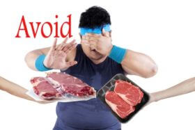 Avoid Packed Meat