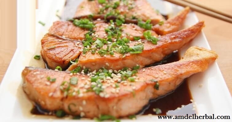 Salmon Fish For erectile dysfunction